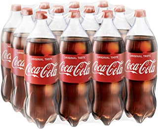 Coca-Cola Original Taste Case, 1.5L (Pack of 12)