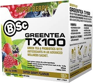 Best green tea tx100 Reviews