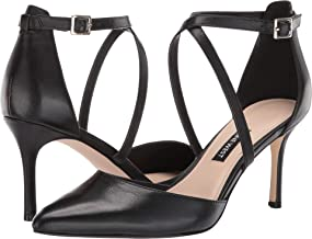 nine west ankle strap pumps