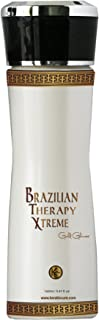 Keratin Cure Brazilian Therapy Xtreme BTX Capilar Miracle Btox Protein Keratin Treatment Enhanced Formula for Blonde, Thin...