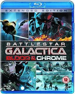 Battlestar Galactica- Blood & Chrome [Edizione: Regno Unito] [Reino Unido] [Blu-ray]