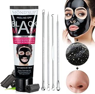 Charcoal Peel Off Mask, Blackhead Remover Mask, Charcoal Face Mask Peel Off Blackhead Mask, Black Charcoal Mask