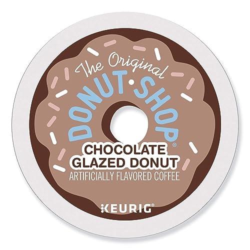 Chocolate Glazed Donut Coffee
