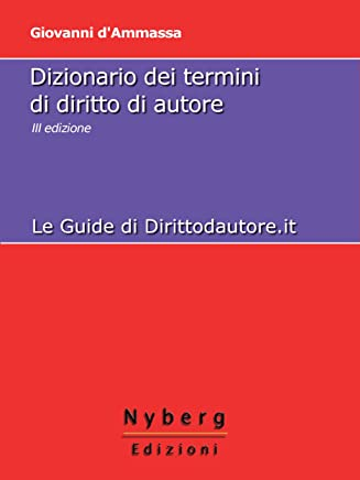 Dizionario dei Termini di Diritto di Autore