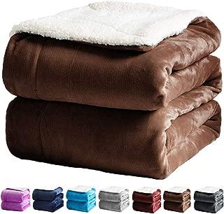 sherpa blanket king