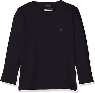 TOMMY HILFIGER Kids Basic Long Sleeve Knit Tee
