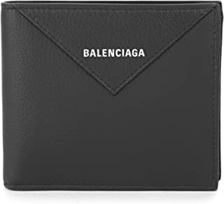 (バレンシアガ) BALENCIAGA 2つ折り 財布 小銭入れ付き PAPIER SQUARE COIN WALLET ペーパー スクエア コイン ウォレット [並行輸入品]
