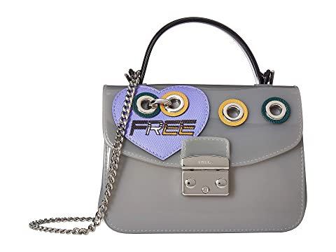 Furla Candy Climbing Meringa Mini Crossbody