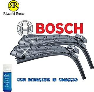 BOSCH GERMANY OEM AUDI A4 A5 A7 Q5 RS5 S4 S5 Windshield Wiper Blade Set Front Audi 09-12 Aerotwin™ 2 Pcs