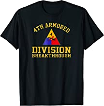 4th Armored Division Shirt