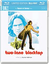 Two-Lane Blacktop 1971 Two Lane Blacktop 2 Lane Black top NON-USA FORMAT Reg.B United Kingdom