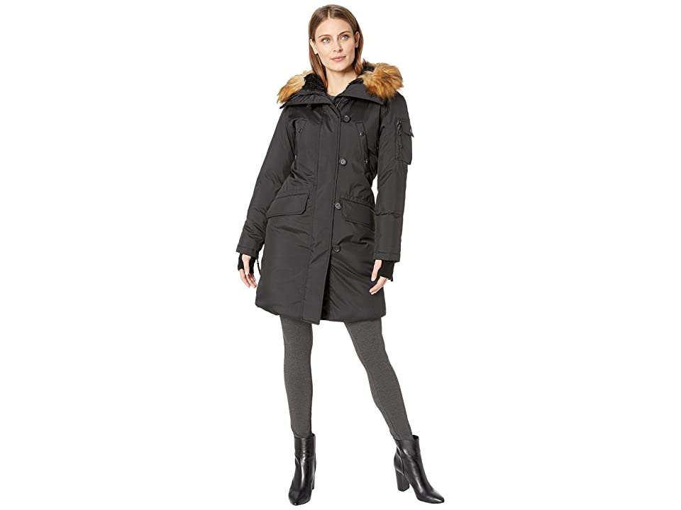 S13 Alaska Parka (Black) Women