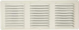 AIR VENT 84215 Automatic Foundation Vent, White