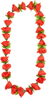 Rose Lei Party Accessory (1 count)