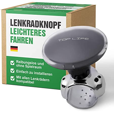 Lenkhilfe Lenkradknauf Ohne Logo Für Alle Marken Auto
