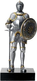 Ebros Medieval Knight Statue 9