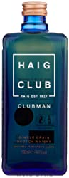Haig Club Clubman Blended Scotch Whisky 70cl