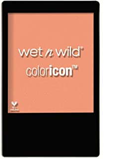 Wet n Wild Blush Color Icon, Apri-Cot In Th Middle, 5.85 g