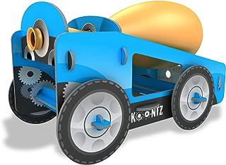 American Educational Products, Rompecabezas 3D de Carrito con Propulsión con 22 piezas