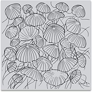 Hero Arts CG772 Bold Prints, Jellyfish Party