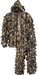 Super Natural Camouflage Leafy Hunting Suit