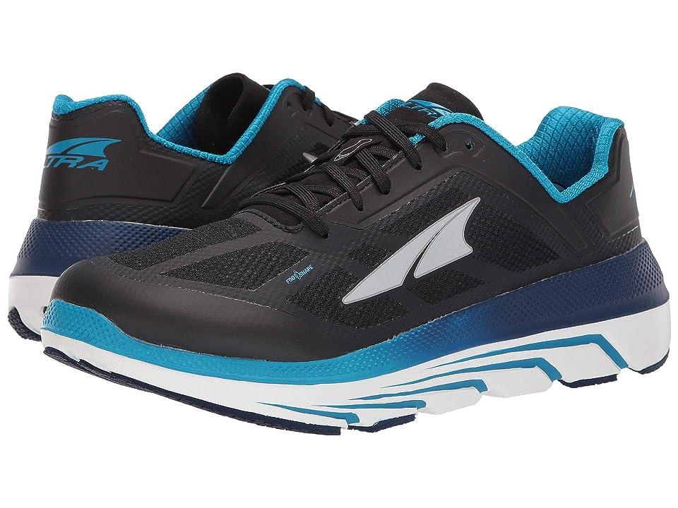 Altra Footwear Duo (Black/Blue/White) Men