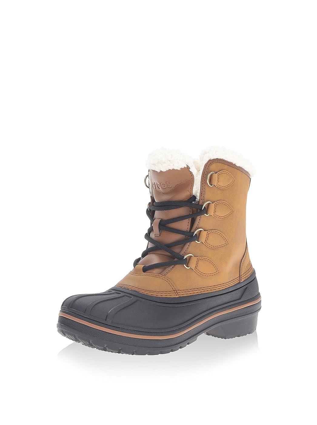 ミッションお嬢衝動[クロックス] ブーツ AllCast II Boot