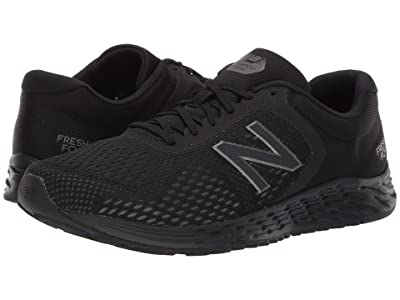 New Balance Fresh Foam Arishi v2 (Black/Black) Men