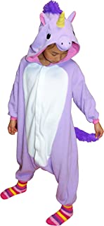 Unicorn Kids Kigurumi Costume