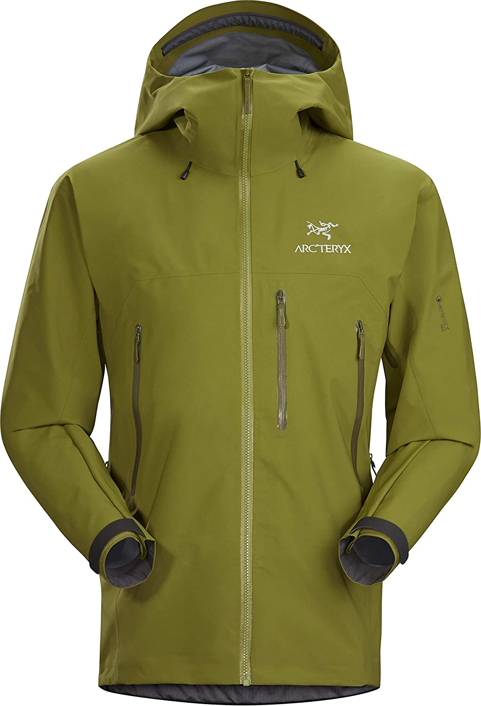 Arc'teryx Beta SV Jacket Men's   Versatile Gore-Tex PRO Shell for Severe Conditions.