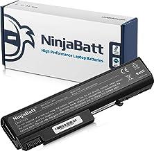 NinjaBatt Laptop Battery for HP EliteBook 6930P 8440P 8440W ProBook 6440B 6445B 6450B 6455B 6540B 6545B 6550B 6555B Compaq...