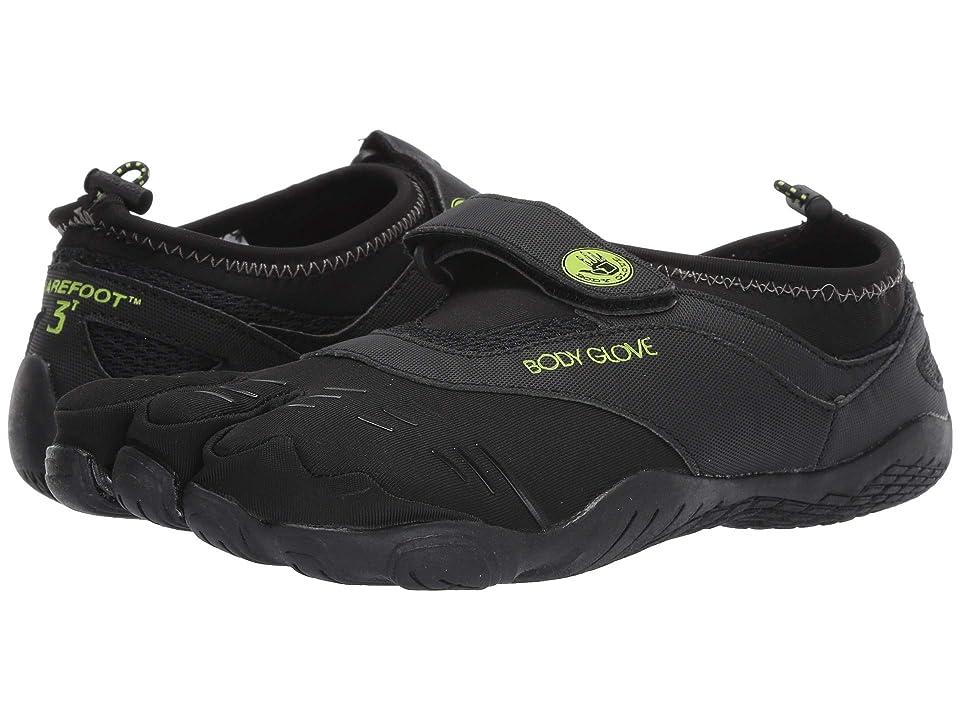 Body Glove 3T Max (Black/Celery) Men