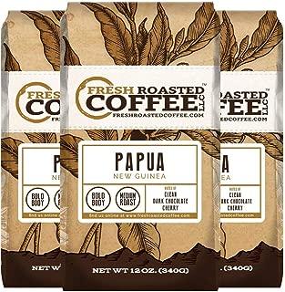 papua new guinea coffee description