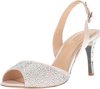 Badgley Mischka Jewel Women's Tanner Heeled Sandal