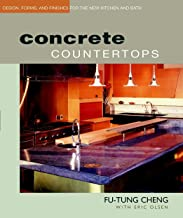 Best concrete countertop book Reviews
