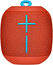 Ultimate Ears WONDERBOOM Portable Waterproof Bluetooth Speaker - Fireball Red