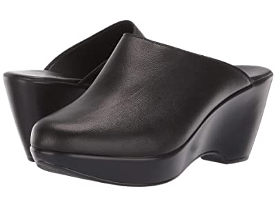 Cordani Pierson (Black Leather) Women