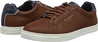 تيد بيكر حذاء سنيكرز للرجال، مقاس 41 EU ، لون بني