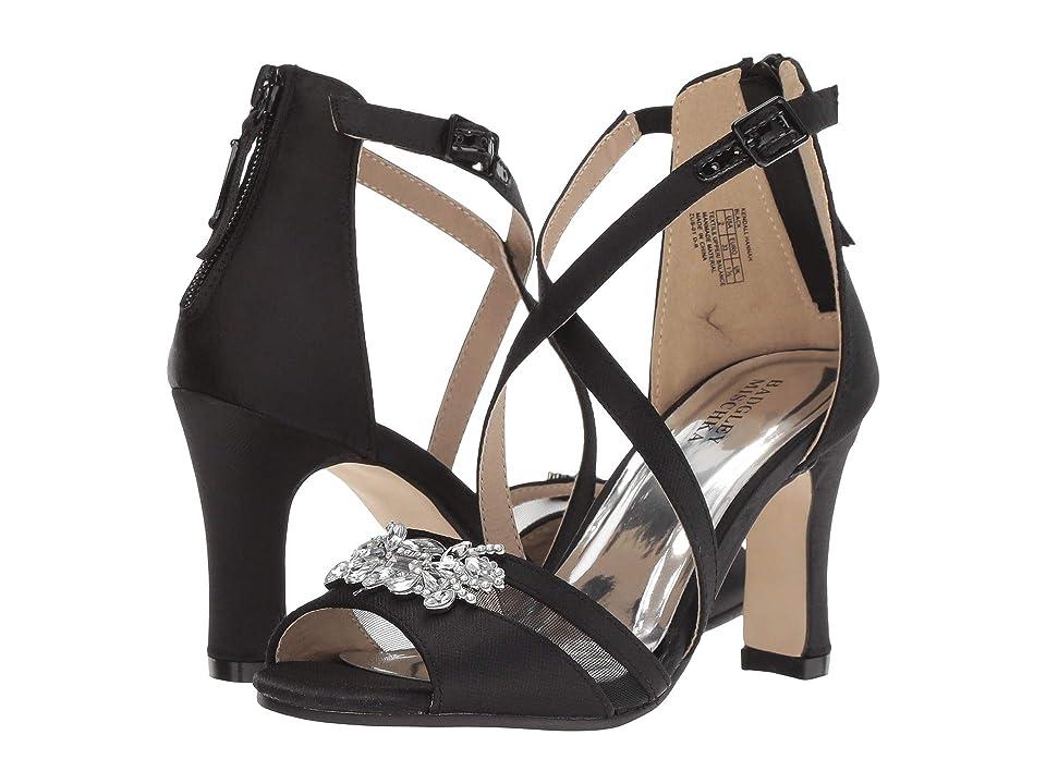 Badgley Mischka Kids Kendall Hannah (Little Kid/Big Kid) (Black) Girls Shoes