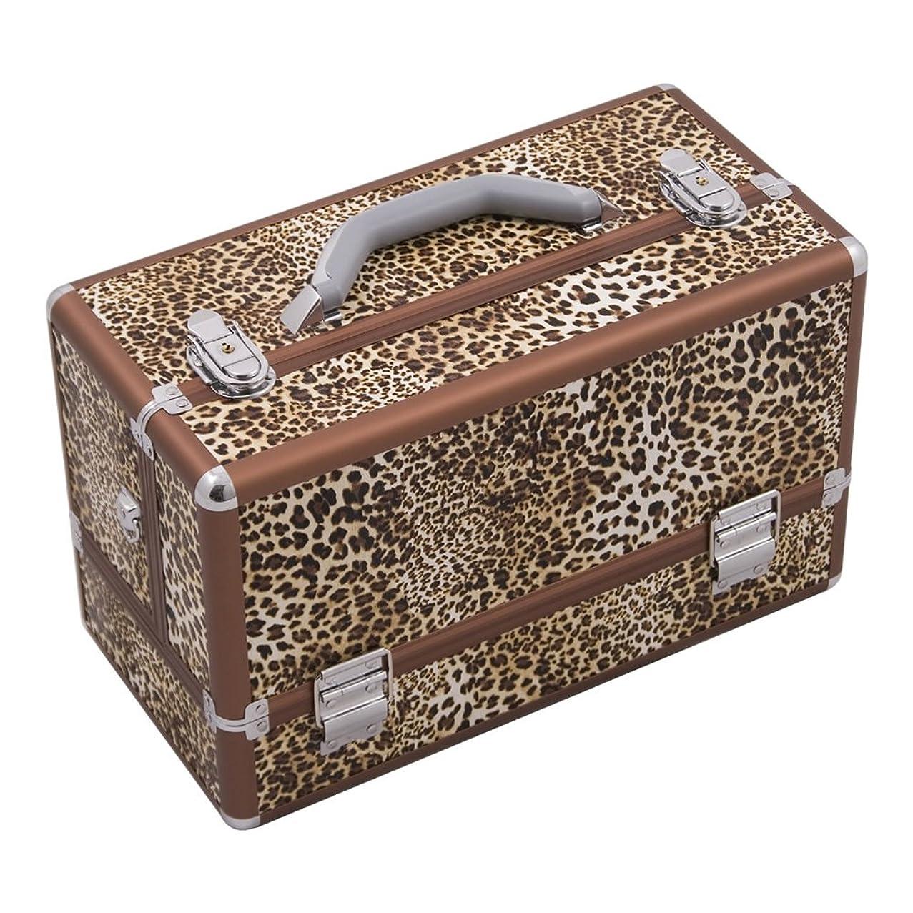 Leopard Pro Craft/Quilting Storage Case - Hk3201