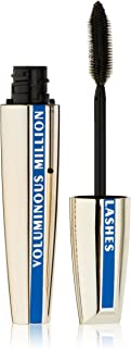 Voluminous Million Lashes Waterproof Mascara, Black, 1 Tube
