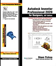 Autodesk Inventor Professional 2020 for Designers, 20th Edition