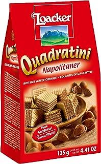 Loacker Napolitaner Wafer  125 gm