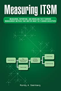 Measuring Itsm: Measuring, Reporting, and Modeling the It Service Management Metrics That Matter Most to It Senior Executives (English Edition)