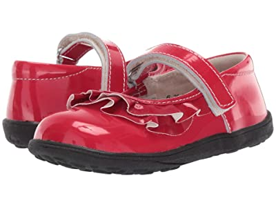 See Kai Run Kids Belle II (Toddler/Little Kid) (Red Patent) Girls Shoes