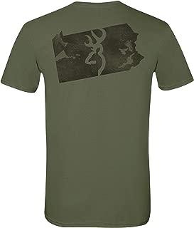 Men's Buckmark PA Short Sleeve T-Shirt