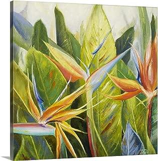 Best bird of paradise canvas wall art Reviews