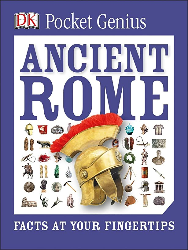 Pocket Genius: Ancient Rome: Facts at Your Fingertips