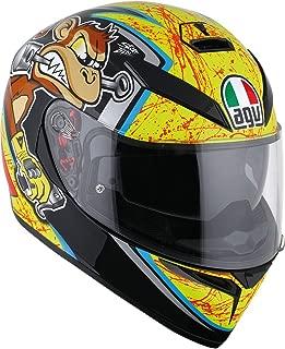 AGV K-3 SV Unisex-Adult Full-Face-Helmet-Style Bulega Helmet (Multi,  Small)