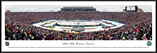 2019 NHL Winter Classic - Bruins vs Blackhawks - NHL Posters and Framed Prints by Blakeway Panoramas
